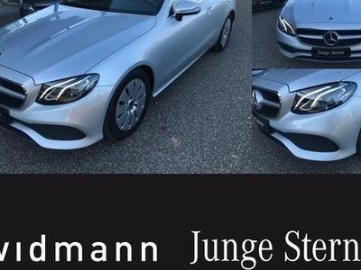 gebraucht Mercedes E200 Cabrio Autom*Airscarf*Navi*PTS*LED