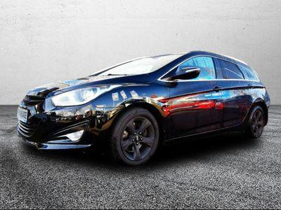 gebraucht Hyundai i40 cw 1.6 GDI Klima+Alu+PDC+