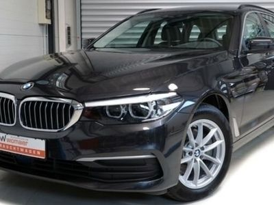 gebraucht BMW 520 i Touring Aut. -- LED/ Navi/ Leder/ uvm.