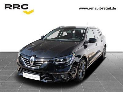 gebraucht Renault Mégane GRANDTOUR IV 1.2 TCe 130 SYMPHONY Abstand