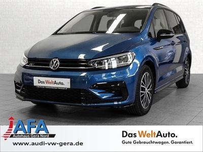 gebraucht VW Touran 1,5 TSI Highline DSG R-Line,BlackStyle,LED,Navi