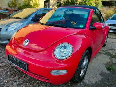 gebraucht VW Beetle NewCabriolet 1.6 Lieferung möglich