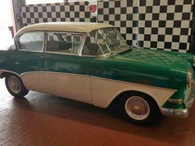gebraucht Opel Olympia Record Restaurationsobjekt 1960 Bicolor Aut