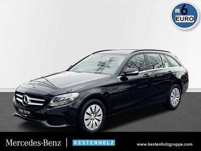 gebraucht Mercedes C180 T BUSINESSPKT+PTS+SITZHZG+TEMPOMAT+LMR
