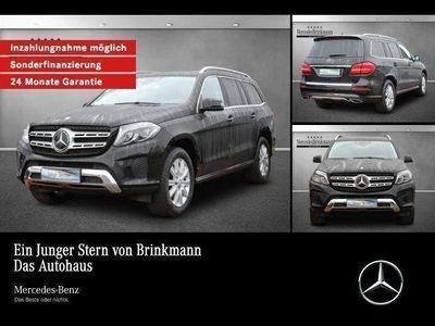 gebraucht Mercedes GLS350 d 4MATIC Comand/SHD/LED/SHZ/Parktronic