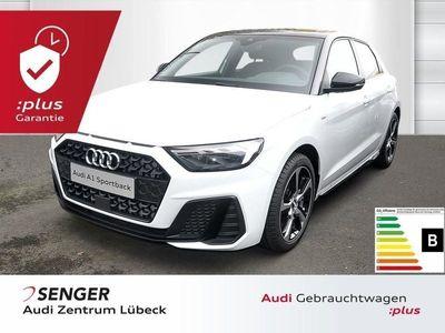 gebraucht Audi A1 Sportback S line 30 TFSI Sitzhzg. Tempomat