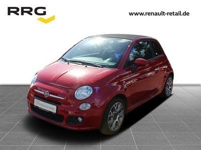 gebraucht Fiat 500C abrio S