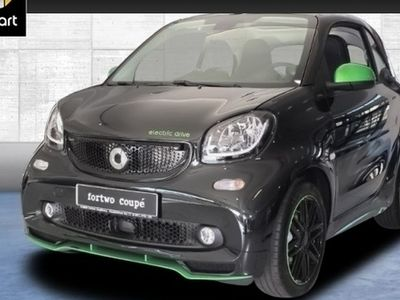 gebraucht Smart ForTwo Electric Drive 60kW GREENFLASH
