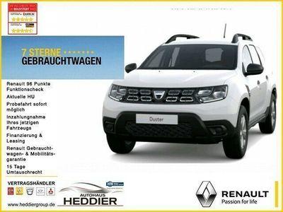 gebraucht Dacia Duster Deal, ECo-G-2WD *Radio*Klima*Bluetooth