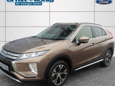 gebraucht Mitsubishi Eclipse Cross 1.5 T-MIVEC ClearTec 2WD Top, Navi Touchscreen, Bi-LED,BT,Leder,High End Sound, Fahreassistenzsysteme,...
