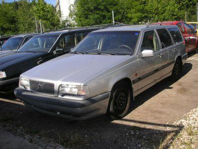 gebraucht Volvo 850 2,5 - 10 V, Aut., Klima, Kombi, ohne TÜV