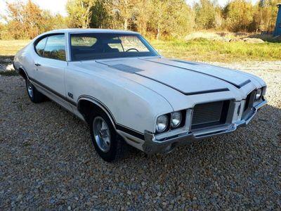 gebraucht Oldsmobile Cutlass 1972, Muscle Car. als Sportwagen/Coupé in Freital