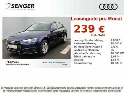 gebraucht Audi A4 Avant 35 TFSI Navi PDC Auffahr-Warnsystem Fahrzeuge kaufen und verkaufen