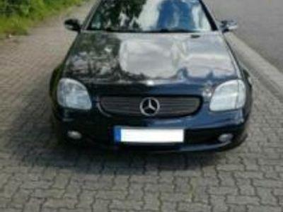 używany Mercedes SLK200 Kompressor