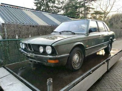 gebraucht BMW 518 e28als Limousine in Boen