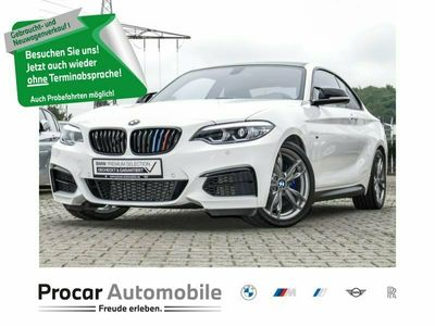gebraucht BMW M240 Steptronic Coupe