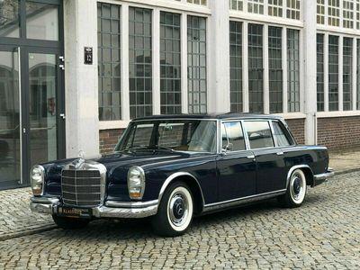 gebraucht Mercedes 600 deutsche Auslieferung kompl. dokumentiert als Limousine in Dresden