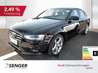 gebraucht Audi A4 Limousine Ambiente 3,0 TDI Navi Xenon
