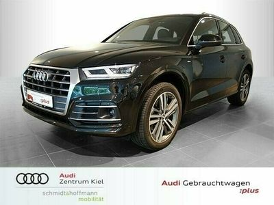gebraucht Audi Q5 S line 2.0 TDI quattro