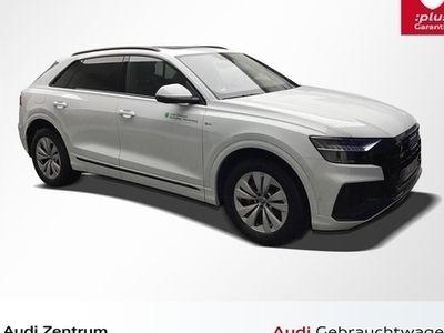 gebraucht Audi Q8 50 TDI qu.tiptronic 3x S line HD Matrix+Luft-/air+