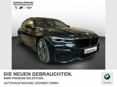 gebraucht BMW 745 Le xDrive TV MASSAGE SKY LOUNGE FOND ENTERTAINMENT