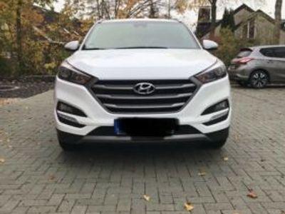 käytetty Hyundai Tucson Intro Edition 177 PS
