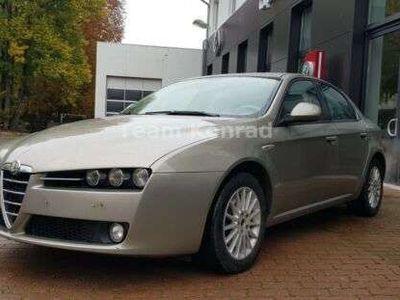 gebraucht Alfa Romeo 159 Alfa 1.9 JTS 16V Progression, AHK, Alu, WR