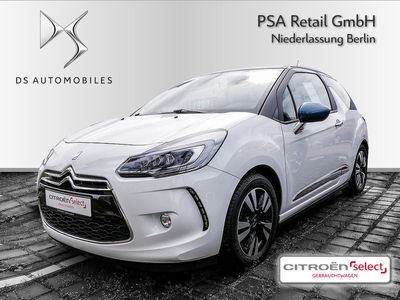gebraucht Citroën DS3 SoChic PureTech 110 EAT6