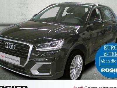 gebraucht Audi Q2 35 TFSI design AHK Navi LED Sound Klima SH