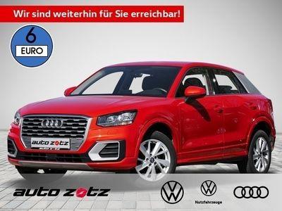 gebraucht Audi Q2 Sport 1.4TFSI cod Navi, GRA, SHZ, Einpark, FIS