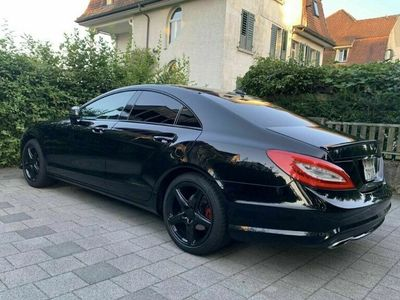 gebraucht Mercedes 350 CLS AMGCGI