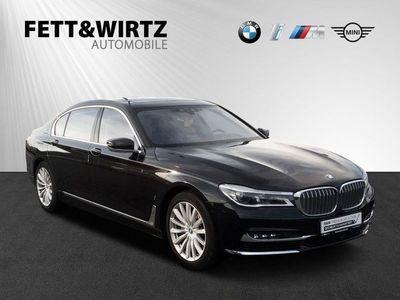 gebraucht BMW 740 Le iPerformance Limousine