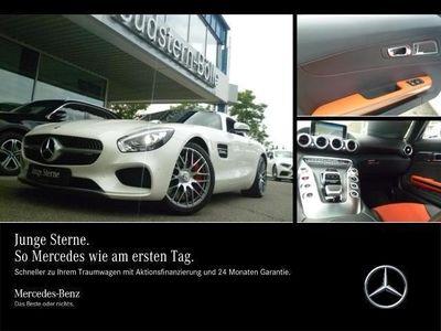 gebraucht Mercedes AMG GT S Navi,LED,Kamera,Memory,Keyless