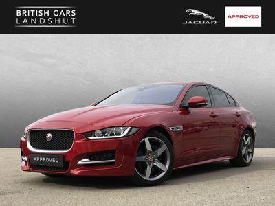 gebraucht Jaguar XE 20d R-Sport/Xenon/380 Watt/18 Zoll/Navi/....
