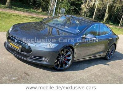 gebraucht Tesla Model S P85D Performance *700PS*AP1*SC*