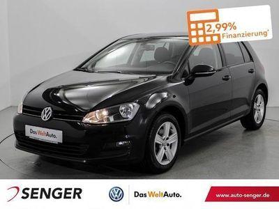 gebraucht VW Golf VII 2.0 TDI BMT Comfortline Tempomat Sitzhz