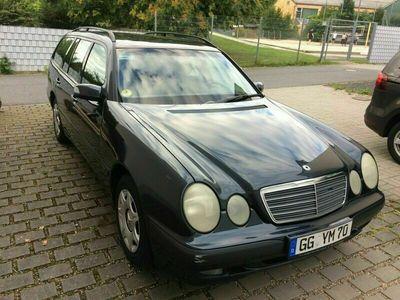 gebraucht Mercedes E220 MercedesCDI