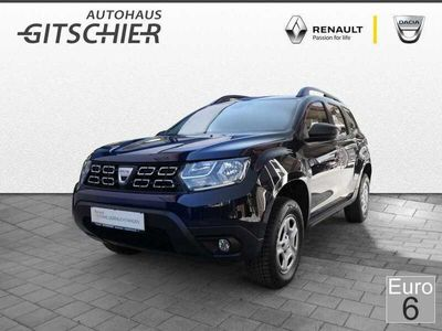 gebraucht Dacia Duster Essentiel SCe 115 4x2