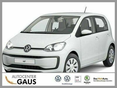 gebraucht VW up! 1.0 Ganzjahresreifen 4 Türen BT Klima DAB+