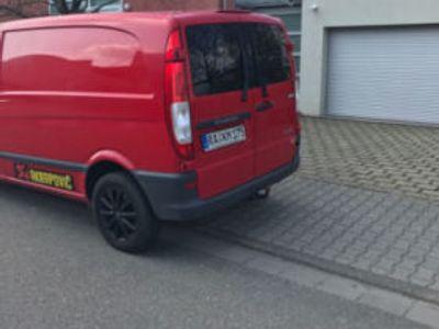 gebraucht Mercedes Vito 110 CDI Kompakt