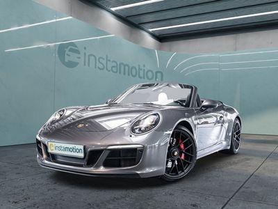 gebraucht Porsche 911 Carrera GTS 991 991 (911)Cabriolet   BOSE  