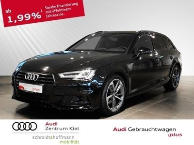 gebraucht Audi A4 Avant 40 TFSI S-tronic S line Navi