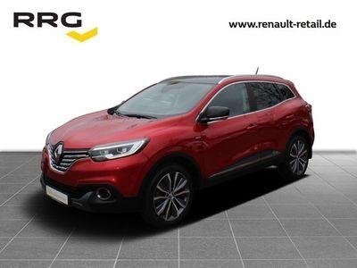gebraucht Renault Kadjar Bose dCI 130 Bose Sicht + Protection Paket!!!