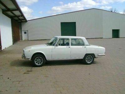 gebraucht Alfa Romeo 2000 Berlinaals Limousine in Gerolzhofen