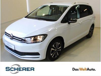 gebraucht VW Touran 1.0 TSI 115PS IQ DRIVE OPF, 7 Sitzer, NAVI, usw