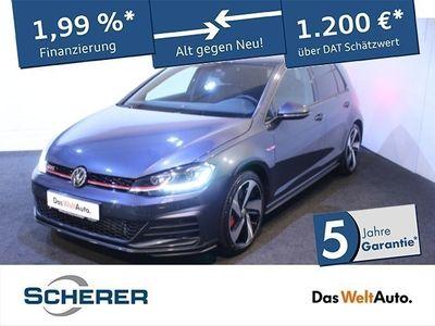 gebraucht VW Golf VII GTI 2.0 TSI BMT DSG, Navi, Front Assist,