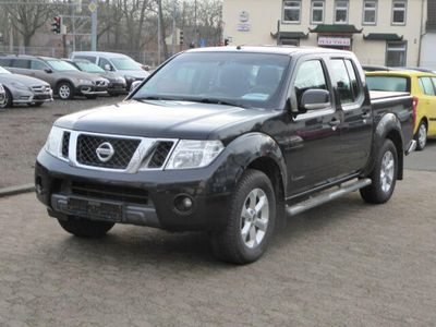 used Nissan Navara Pick-up DoKa SE 4X4 LKW/AHK/Klimaaut./SHZ