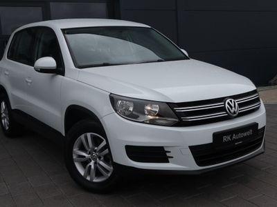 gebraucht VW Tiguan Trend + Fun 1.4 TSI