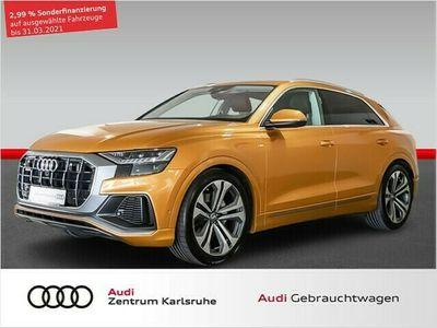 gebraucht Audi Q8 50 TDI quattro tiptronic S line B&O Panorama
