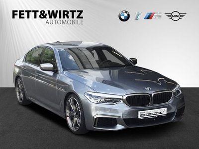 gebraucht BMW M550 d xDrive Limousine